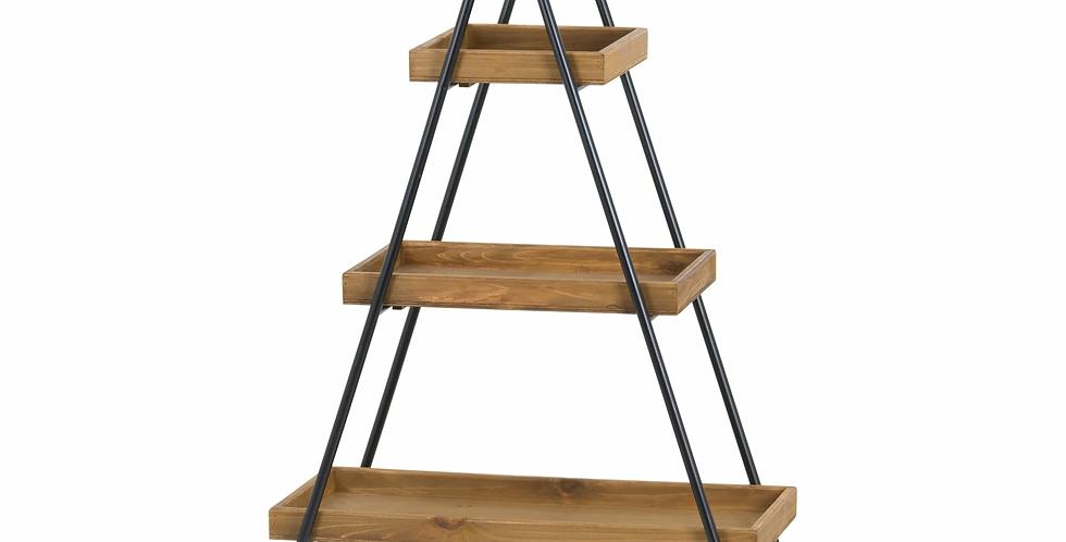 Loft Collection Small Display Shelf