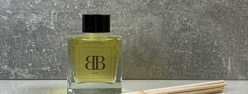 Black Label Room Diffuser | Oud