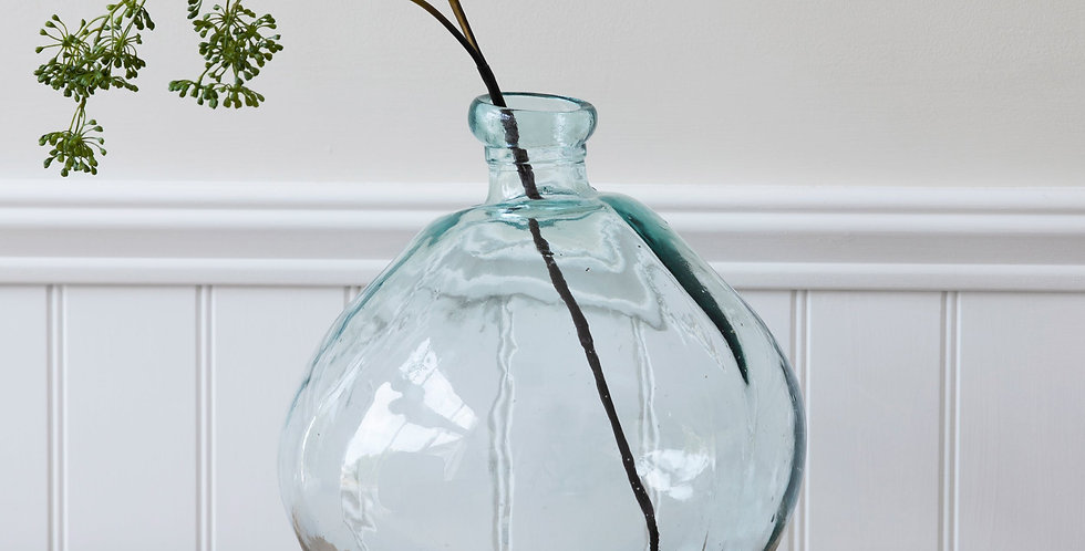 Organic Wells Bubble Vase