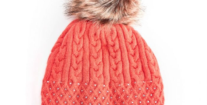 Joss Hat - Coral