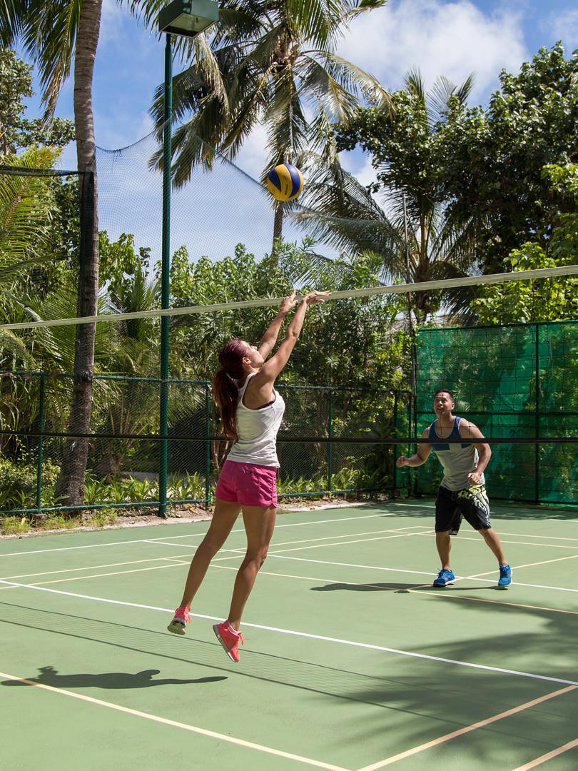 Veligandu Volleyball