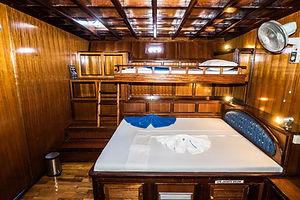EcoBlue standard cabin