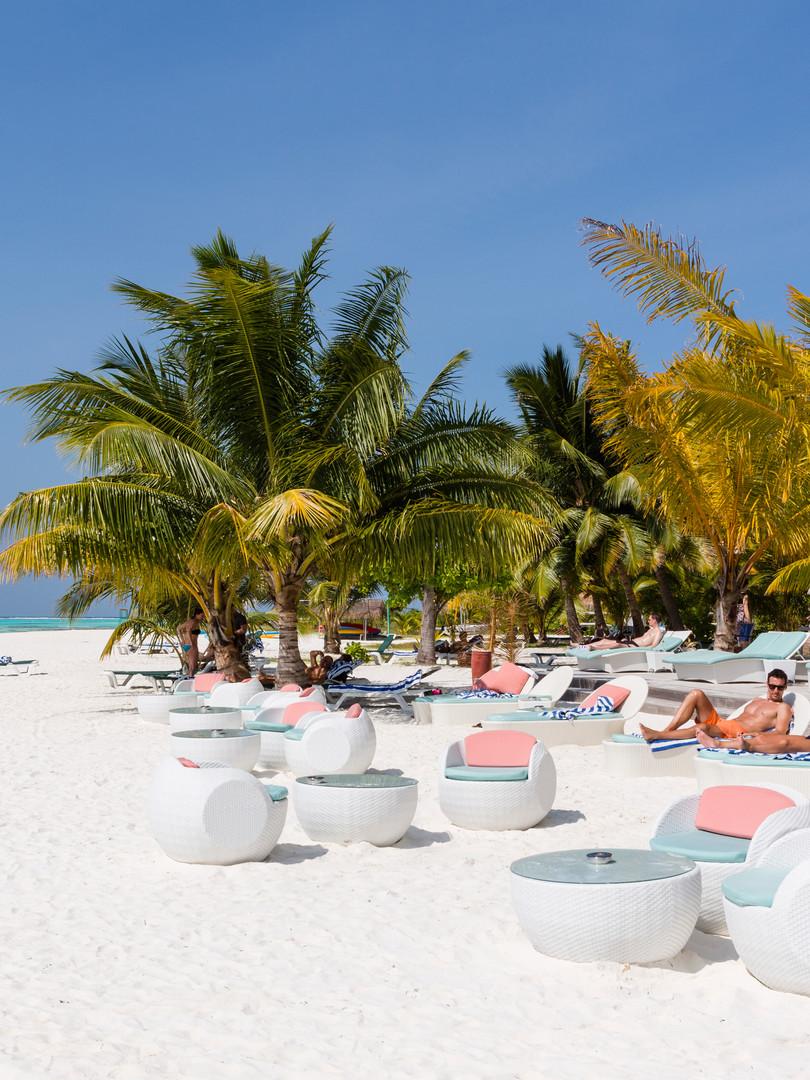 Meeru Beach