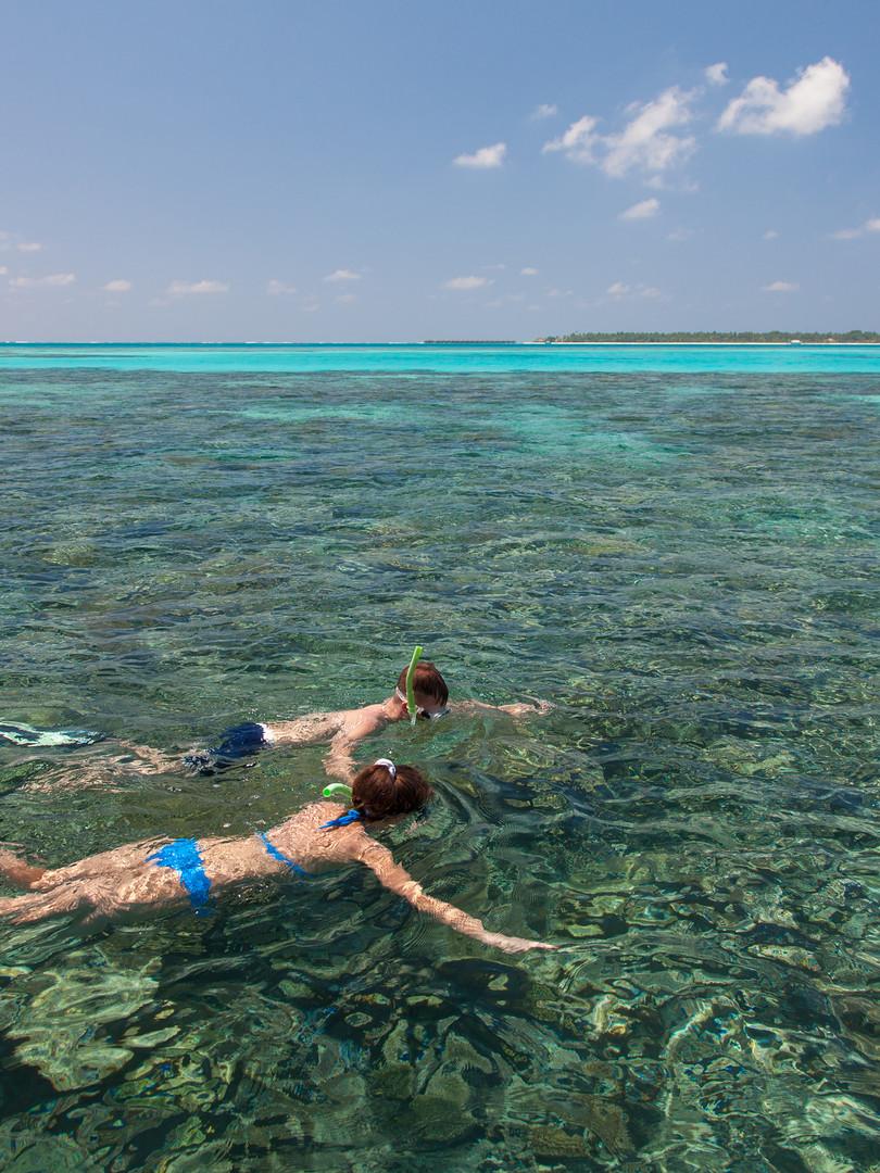Meeru Snorkeling