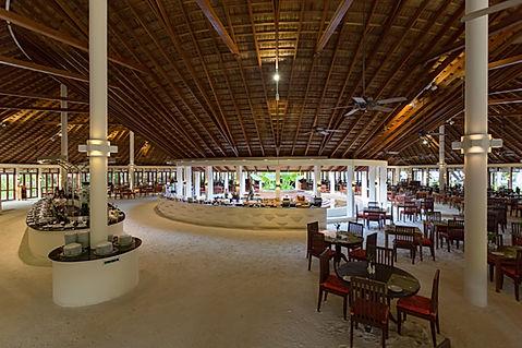 Meeru Farivalhu-Restaurant