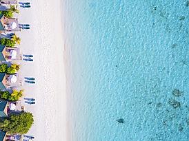 Meeru Water Front Villa-Beach