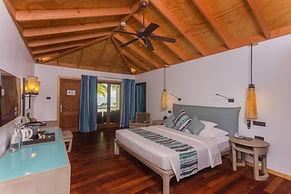 Vilamendhoo Jacuzzi Beach Villa