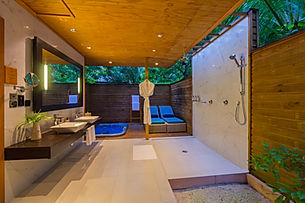 Veligandu Beach Villa - Bathroom