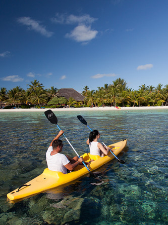 Vilamendhoo Kayak