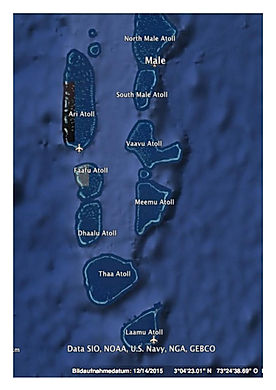 South atolls map