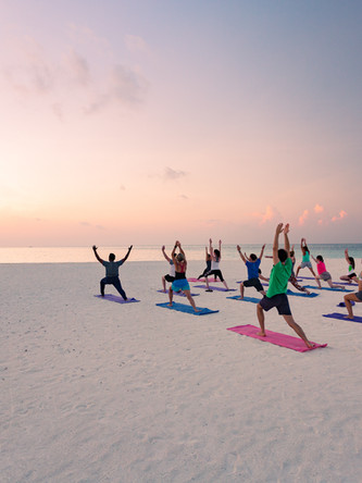 Meeru Yoga