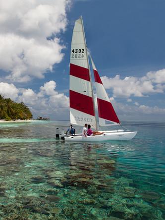 Vilamendhoo Catamaran