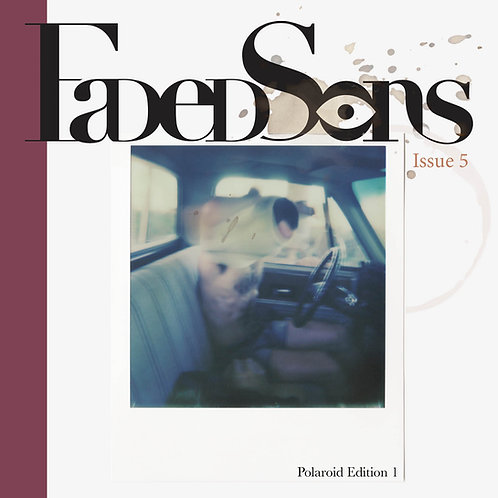 Faded Sons Issue 5 Polaroid Edition 1