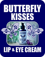 BUTTERFLY KISSES LIP & EYE CREAM