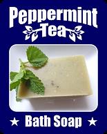 Peppermint Tea Bath Soap
