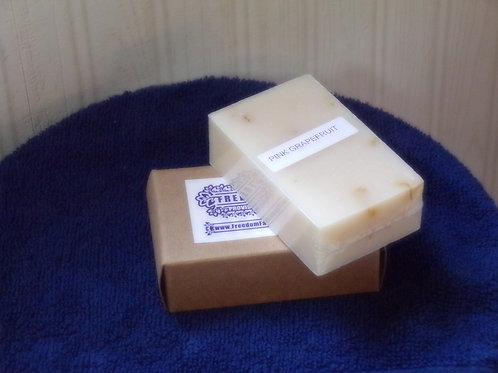 Grateful Grapefruit Bath Soap