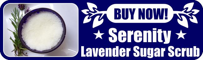 Serenity - Lavender Sugar Scrub