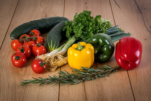 "Farm Fresh Fruit & Veggie ""Warsh"""