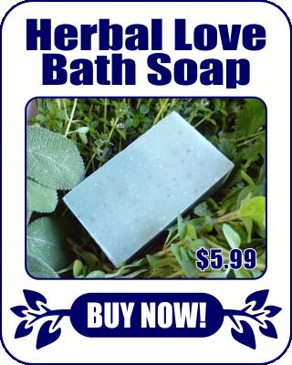 Herbal Love Hand Soap