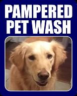 PAMPERED PET WASH