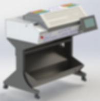 Fabric Cutting Kiosk