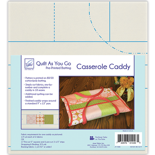 Casserole Caddy - 1/pack