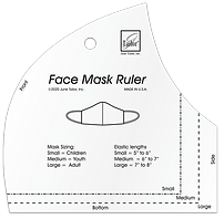 Face Mask Ruler