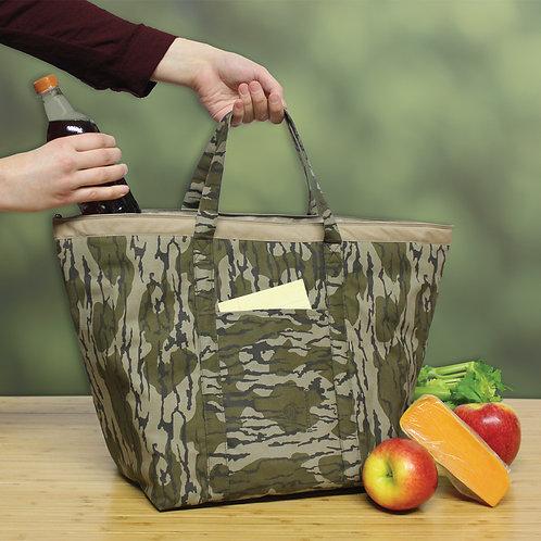 Insulated Zipper Tote - Mossy Oak® Bottomland®