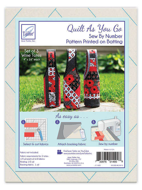 Wine Totes - 3/pack