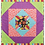 Thumbnail: QAYG Lap Quilt - Square In A Square
