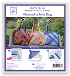 June Tailor Quilt As You Go Tote