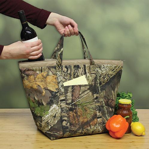 Insulated Zipper Tote - Mossy Oak® Break Up Country®