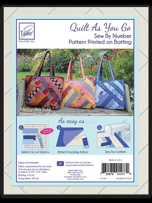 Alexandra Tote Bag - 1/pack