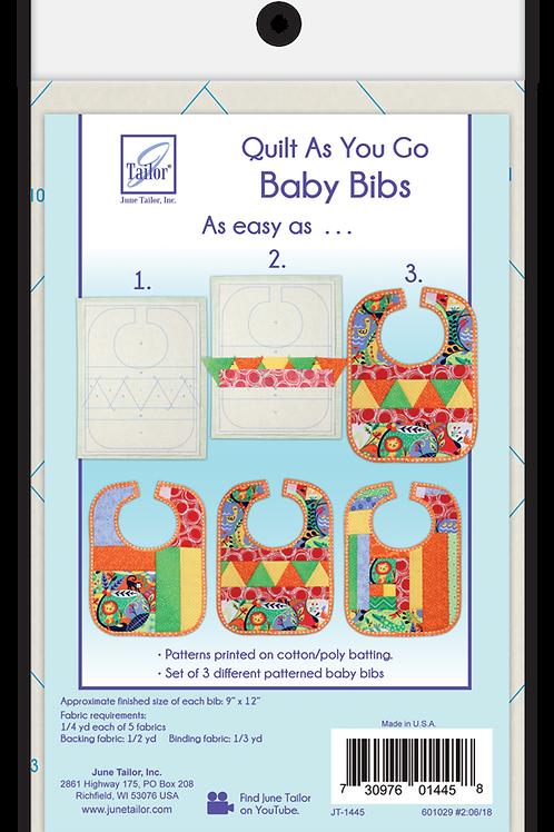 Baby Bibs - 3/pack