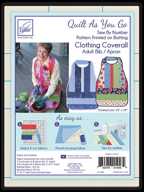 QAYG Clothing Coverall - Adult Bib/Apron