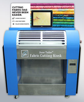 Fabric CuttingKiosk