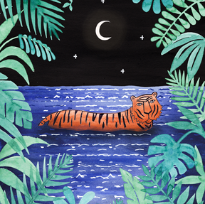 Have You Seen the Tiger? (ZINE)