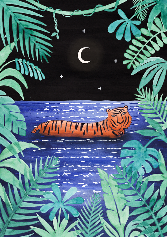 Have You Seen The Tiger?