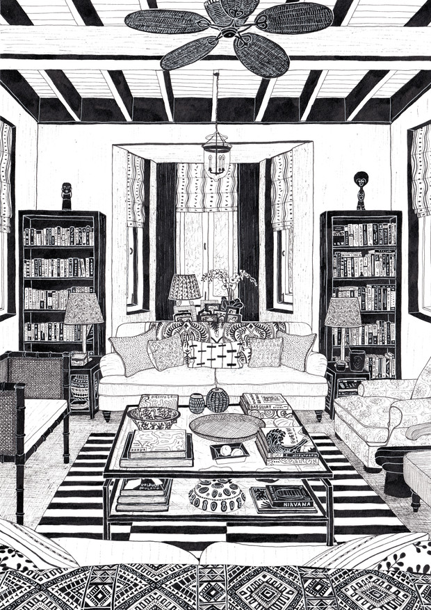 Elizabeth's Sitting Room