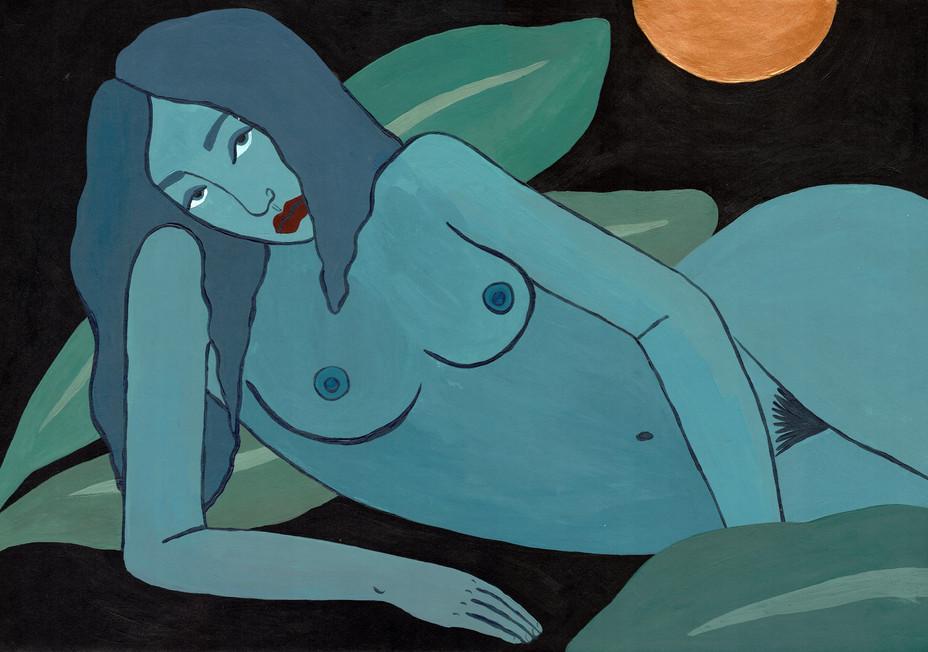 Blue Jungle Ladies