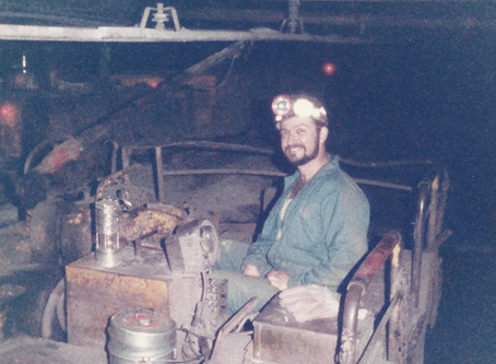 Everyday Nurses -Vincent Greggi – From Coal Miner to Registered Nurse