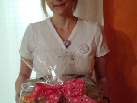 Nurses Week Winner!!