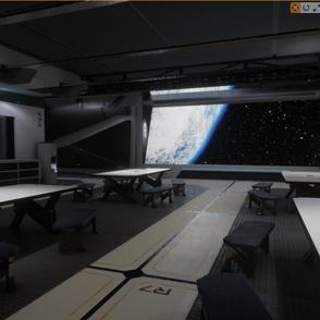 Main Room Seating Area