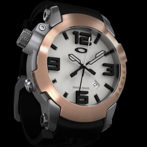 Oakley Watch Animation