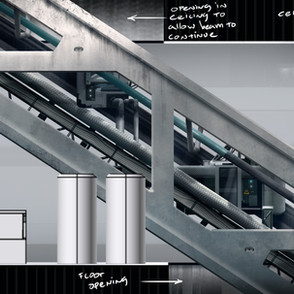 Concept for the Center Beam