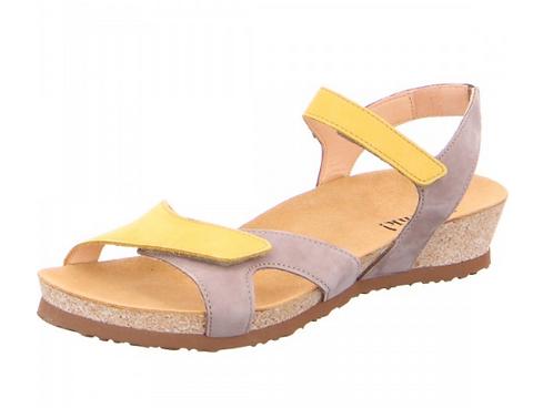 Think! Dumia   Leather Sandal