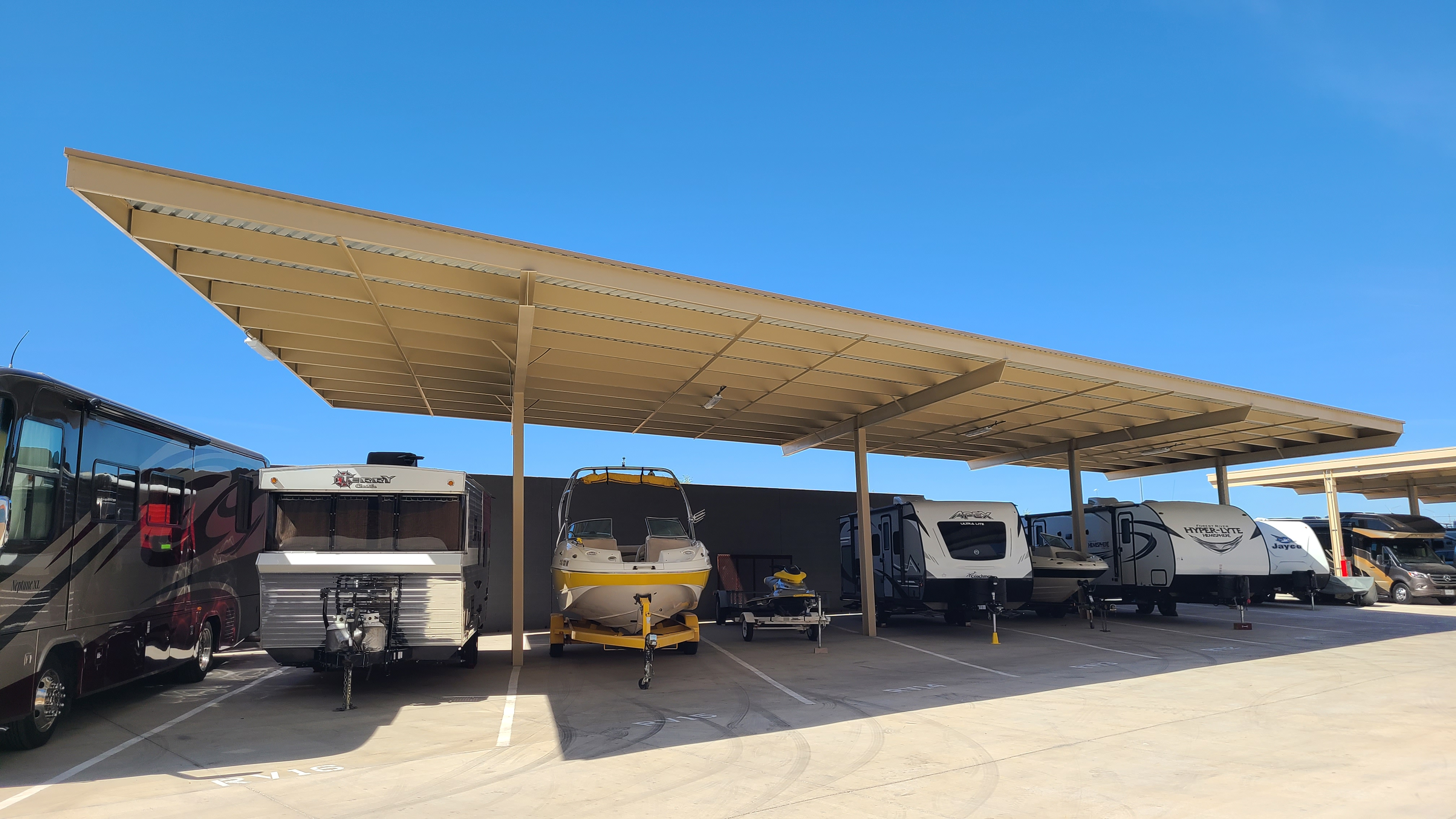 Happy Valley RV Storage