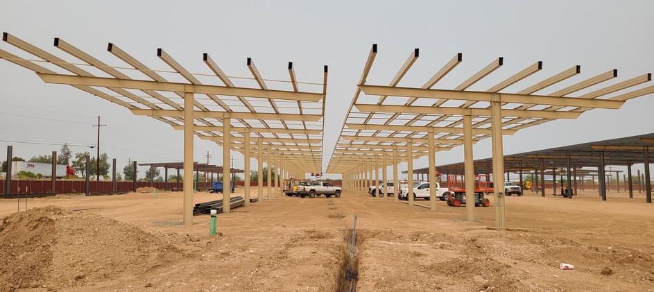 Simon CRE Tucson RV project
