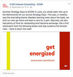 Employer Event Video