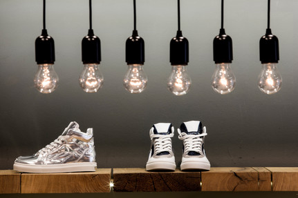 Fotografie der Concept Stores